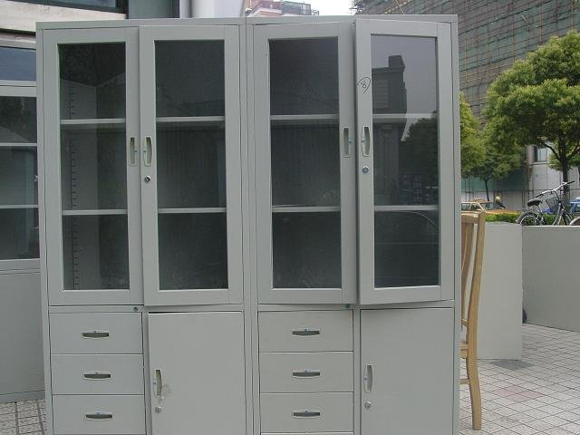 Steel Filing Cabinet/ Laboratory File Cabinet/ Document Cabinet