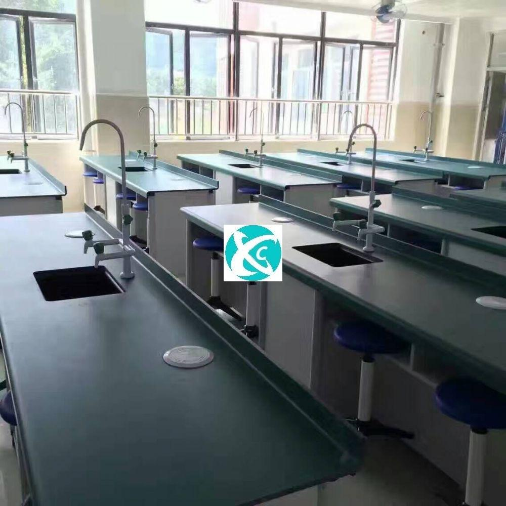 School Lab Furniture Chemistry Lab Bench Laboratory Table